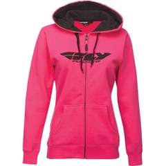 Corporate Womens Zip Up Hoody