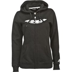 Corporate Zip Up Womens Hoody
