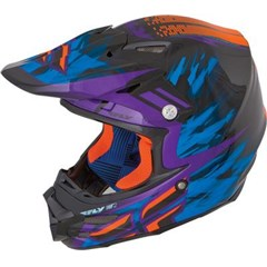 F2 Carbon Andrew Short Graphic Helmet