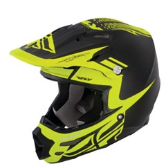 F2 Carbon Dubstep Graphic Helmet