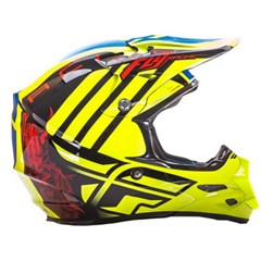 F2 Carbon MIPS Peick Replica Graphic Helmets (2017)