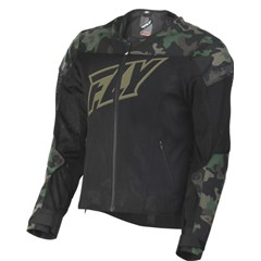 Flux Air Mesh Camo Jackets