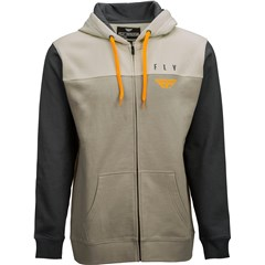 Fly Horizontal Zip Up Hoodies