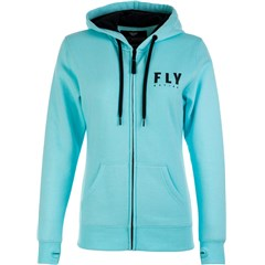 Fly Logo Womens Hoody