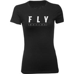 Fly Logo Womens T-Shirt