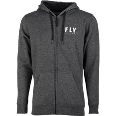Fly Logo Zip Up Hoodies