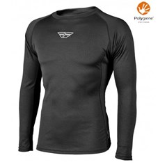Heavyweight Base Layer Long Sleeve Top
