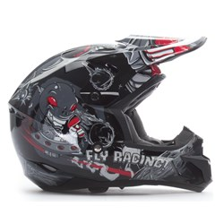 Kinetic Invasion Youth Helmet