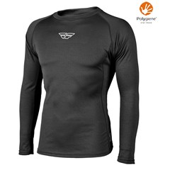 Lightweight Base Layer Long Sleeve Top