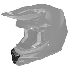 Mouthpiece for Kinetic Fullspeed Rockstar Helmet