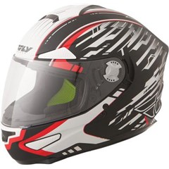 Outer Face Shield for Luxx Helmet