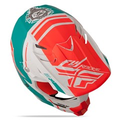 Visor for F2 Carbon 2014 Carnard Helmet