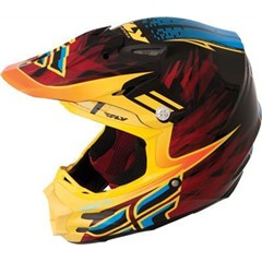 Visor for F2 Carbon 2014 Shorty Helmet