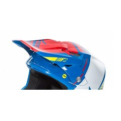 Visor for F2 Carbon MIPS Canard Replica Helmet