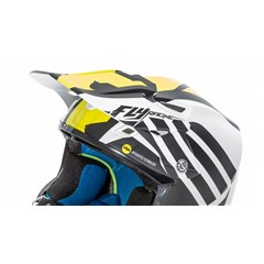 Visor for F2 Carbon MIPS Zoom Helmet