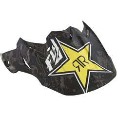 Visor for F2 Carbon-Rockstar