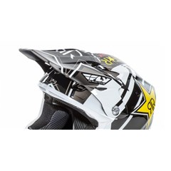 Visor for F2 Carbon Rockstar Helmet