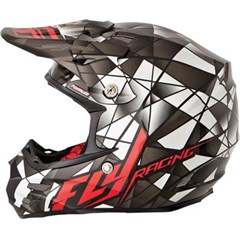 Visor for Formula Facet Helmet