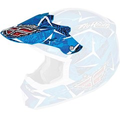 Visor for Formula Plaid Helmet