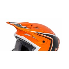 Visor for Kinetic Fullspeed Helmet