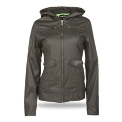Waxed Womens Jacket