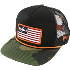 Stars and Bars 2 Camo Hats