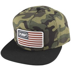 Stars and Bars Patch Youth Hat