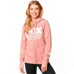 Ascot Womens Zip Fleece Hoodies