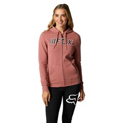 Break Check Zip Womens Fleece
