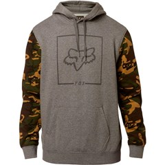 Chapped Camo Pullover Hoodies