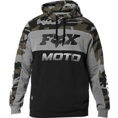 Charger Camo Pullover Hoodie