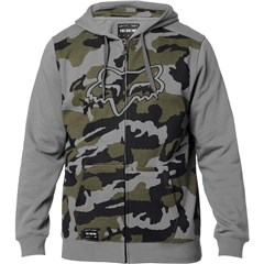Destrakt Camo Zip Fleece