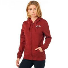Endo Womens Zip Fleece