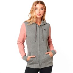 Everglade Womens Zip Fleece Hoodies