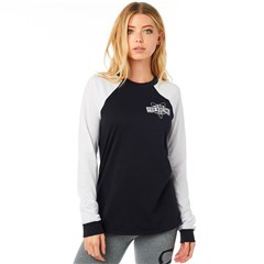 High Side Womens Long Sleeve Top
