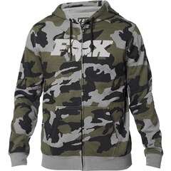 Legacy Fheadx Camo Zip Fleece