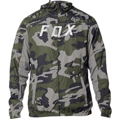 Moth Camo Windbreaker Jacket