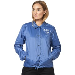 Pit Stop Womens Coaches Jackets