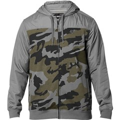 Pivot Zip Fleece