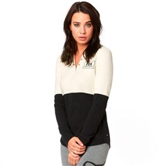 Satellite LS Knit Pullover Womens Hoodies
