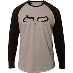 Strap Long Sleeve Airline Tee