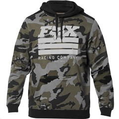 Street Legal Camo Pullover Hoodie