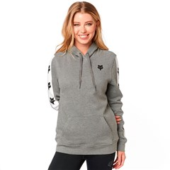 Team Fox Womens Pullover Hoodies