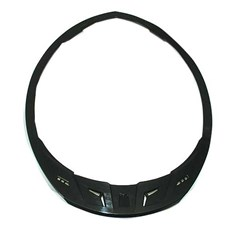 Bottom Trim Ring for GM49Y Helmet
