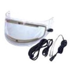 Double Lens Electric Shield for G-Max Helmets