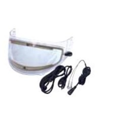 Double Lens Electric Shield for GM64S Helmet