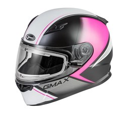 FF49S Hail Womens Helmet with Electric Shield