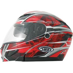 G54S Throttle Graphic Snow Helmets