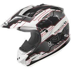 GM11D Dual Sport Adventure Helmet