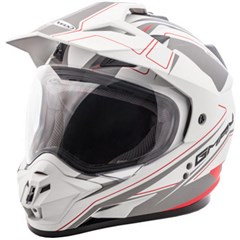 GM11D Dual Sport Expedition Helmet
